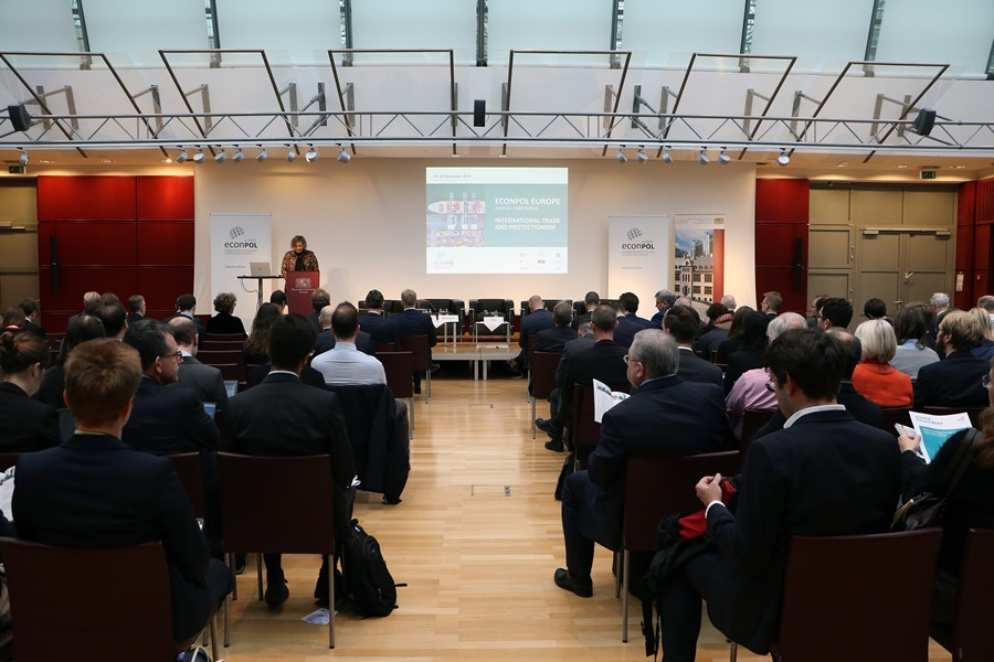 EconPol Europe's Annual Conference 2018 | Event | Econpol Europe