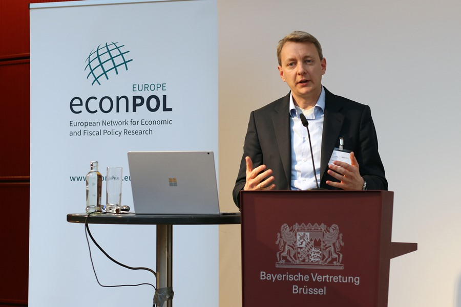 EconPols Mathias Dolls discusses incentivising structural reforms