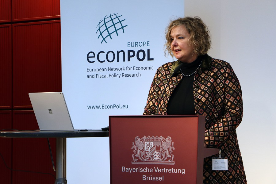Opening address Ulrike Wolf Prexler Bavarian Ministry of Economic Affairs Energy and Technology