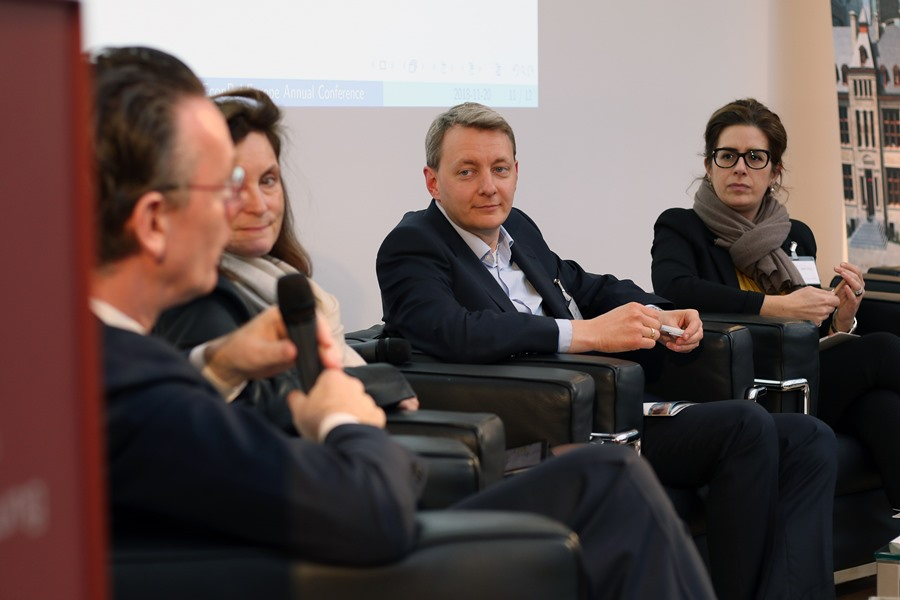 Panel discussion on convergence and divergence in the eurozone