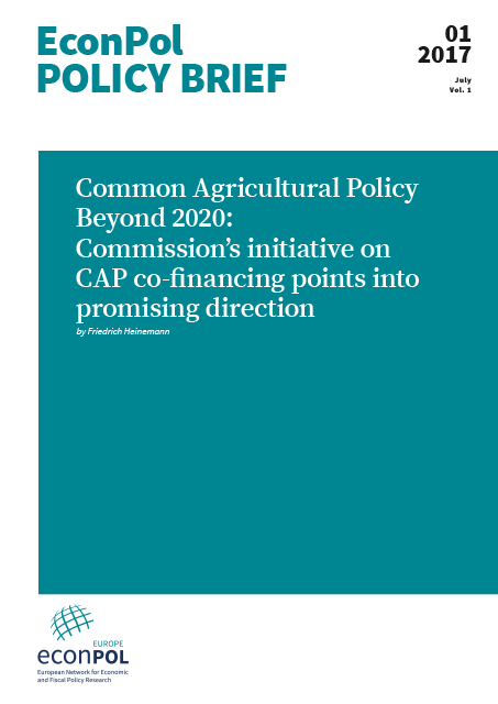 Cover EconPol Policy Brief