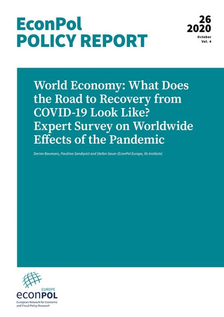 Cover of EconPol Policy Report 26
