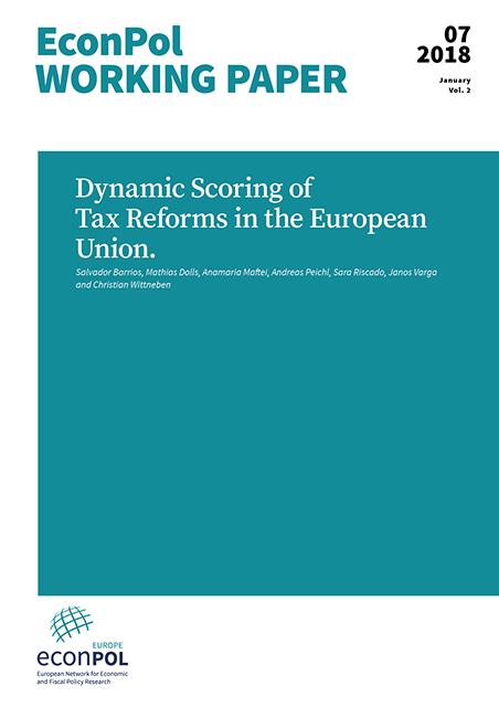 Cover EconPol Working Paper 7 2017