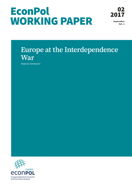 Europe at the interdependence war