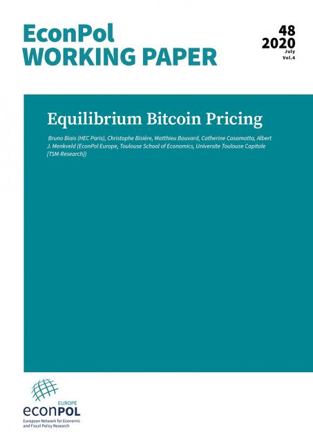 Cover of EconPol Working Paper 48