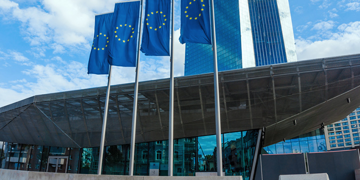 European Central Bank Frankfurt
